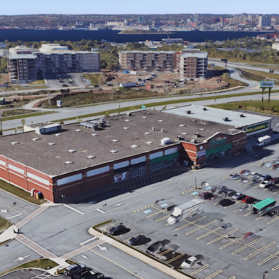 IMAGE: Russell Lake Sobeys in Dartmouth. (Google Street View image)
