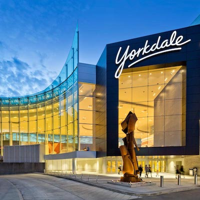 IMAGE: Yorkdale Shopping Centre in Toronto continues to top the Retail Council of Canada's annual Canadian Shopping Centre Report 2018. (Image courtesy Oxford Properties)