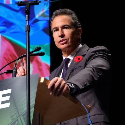 IMAGE: Paul Morassutti, the vice chairman of valuation and advisory services, at CBRE. (Image courtesy CBRE)