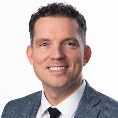 IMAGE: Shawn Fitzgerald, The Co-operators' vice-president of procurement and workplace services. (Image courtesy The Co-Operators)