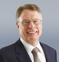 IMAGE: Stephen Johnson, president and CEO of Choice Properties. (Image courtesy Plaza REIT)