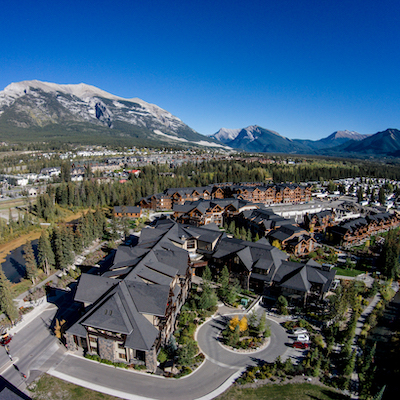 IMAGE: The Spring Creek community in Canmore, Alta. (Courtesy Spring Creek)