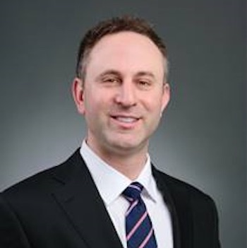 IMAGE: Brian Rosen has been named the COO at Colliers Canada. (Image courtesy Colliers)