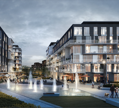 IMAGE: Cité Midtown is a new development in Montreal by Urban Capital. (Courtesy Urban Capital)