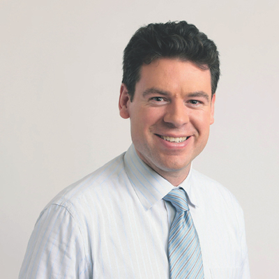 IMAGE: Rob Douglas, managing director of real estate investments at OPTrust. (Courtesy OPTrust)