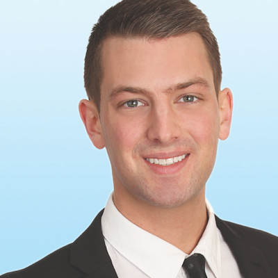 IMAGE: Colliers International senior analyst Fraser Macdonald. (Courtesy Colliers)