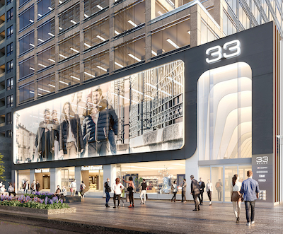 IMAGE: 33 Bloor St. East is part of the portfolio of newly merged Epic Investment Services and MDC Group. (Courtesy Epic Investment Services)