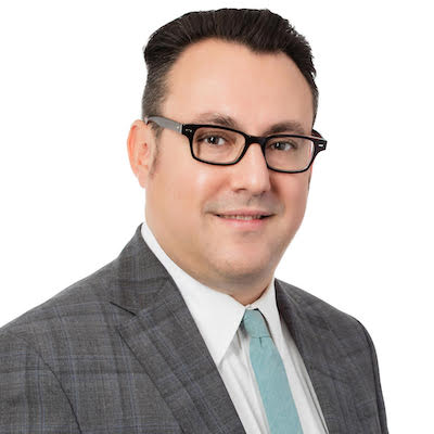 IMAGE: Andrew Petrozzi, Avison Young's research practice leader and principal. (Courtesy AY)