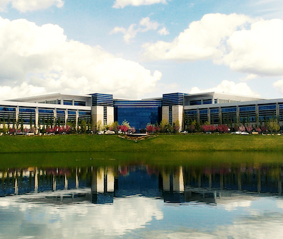 IMAGE: 205 Quarry Park Blvd., in Calgary. (Courtesy Epic Investment Services)