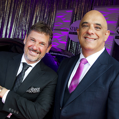 IMAGE: Aik Aliferis, left, and Nick Pantieras founded Primecorp Commercial Realty in Ottawa, which has now been bought by Marcus & Millichap. (Courtesy Prime corp/M&M)