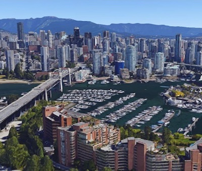 IMAGE: The cost of maintaining an office in Vancouver is rising more rapidly than any other Canadian city ... and among the fastest in the world.