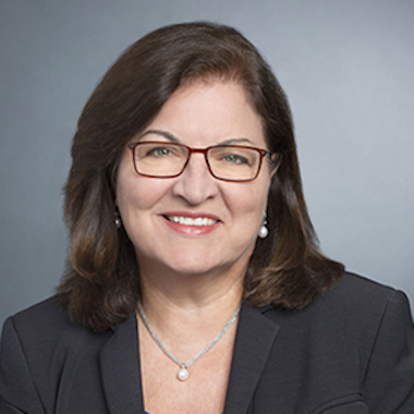 IMAGE: KingSett Capital COO and CFO Anna Kennedy is also part-president of the Toronto chapter of CREW (Commercial Real Estate Women). (Courtesy KingSett)