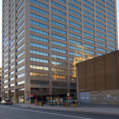 IMAGE: IMAGE: Spaces has announced it will open four new sites in Ottawa, and Toronto. This building at 66 Slater Street in downtown Ottawa will be its first location in the National Capital Region. (Courtesy Colonnade BridgePort)
