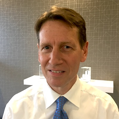IMAGE: David Routledge, vice president of real estate management west at Oxford Properties. (Mario Toneguzzi RENX)