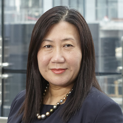 IMAGE: Qi Tang is senior vice president and CFO at RioCan REIT, one of Canada's largest real estate investment trusts. (Courtesy RioCan)