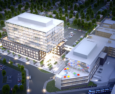 IMAGE: Perimeter Development and Allied Properties are set to begin Phase III at The Breithaupt Block in Waterloo Region. (Courtesy Perimeter)