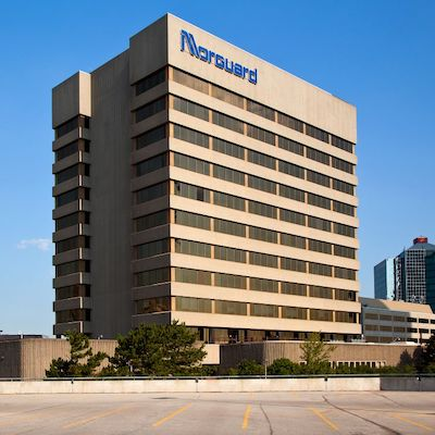 IMAGE: Morguard's head office property at 55 City Centre Dr., in Mississauga is a BOMA TOBY Award winner. (Courtesy Morguard)