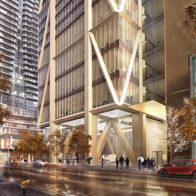 IMAGE: The One is being developed by Mizrahi Developments at Yonge and Bloor streets in Toronto. (Courtesy Mizrahi)
