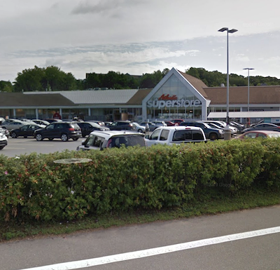IMAGE: The SuperStore in Bridgewater, N.S., is one of 30 properties being sold by Choice Properties REIT. (Google Street View)