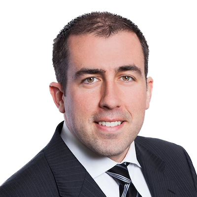 IMAGE: James Cacchione, vice-president at CBRE's Montreal office. (Courtesy CBRE)