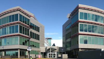 IMAGE: The Cambrian Centre in Calgary has been purchased by Northwest Healthcare Properties REIT. (Courtesy Northwest)