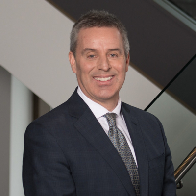 IMAGE: George Van Noten, the new chief operating officer for Minto Properties Inc. (Courtesy Minto)