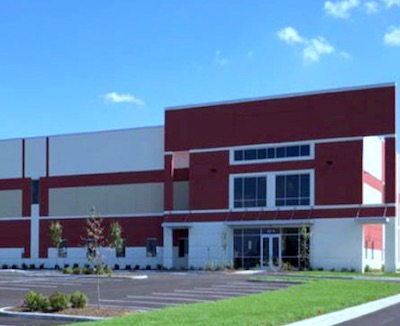 IMAGE: 831 North Graham Road is a new 496,416 square foot distribution centre in Greenwood (Indianapolis), Indiana which has been purchased by Granite REIT. (Courtesy Granite REIT)