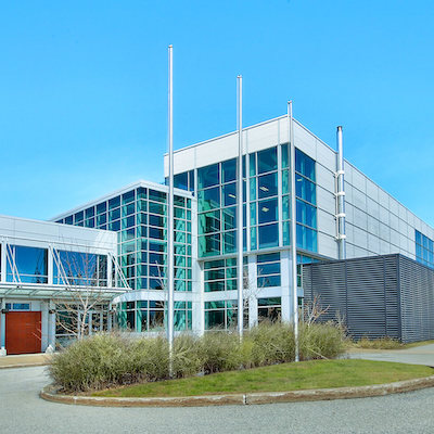 IMAGE: The new MTL-2 facility owned and operated by eStruxture Data Centers. (Courtesy eStruxture)