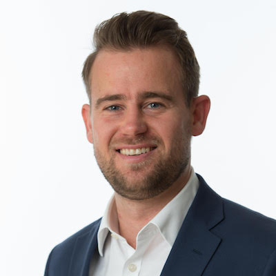 IMAGE: Rob Eyers is the director of leasing at Wesgroup, which is planning a two-storey industrial project in the space-challenged Metro Vancouver market. (Courtesy Wesgroup)
