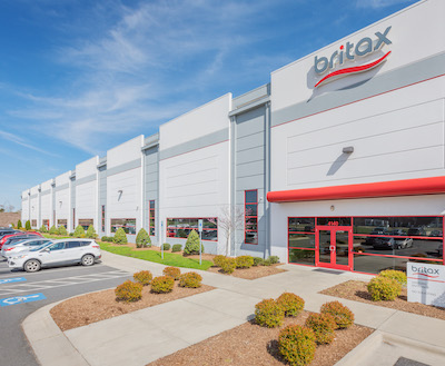 IMAGE: Dalfen Industrial recently closed on this North Carolina warehouse and distribution centre as part of its acquisitions of 2.4 million square feet of industrial assets. (Courtesy Dalfen)