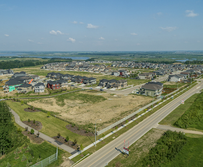 IMAGE: The Hawks Ridge development in Edmonton is being acquired by Anthem Properties from Walton Big Lake. (Courtesy Anthem Properties)