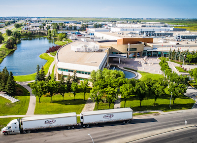 IMAGE: The Icon Business Park in Calgary. (Courtesy Hungerford Properties)