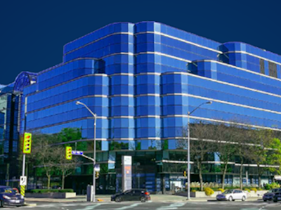 IMAGE: A joint venture headed by Gazit Globe has purchased the York Mills Centre office complex in Toronto. (Courtesy Gazit Globe)