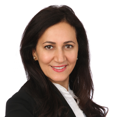 IMAGE: Ferial Sheybani has been hired as director of business solutions for Colliers International. (Courtesy Colliers)
