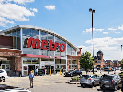 IMAGE: The Halton Hills Village shopping centre, which has been acquired by GWL Realty Advisors for its CREIF No. 1. (Courtesy GWL Realty Advisors)