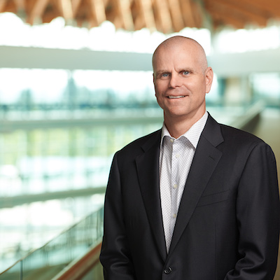 IMAGE: Sean Hodgins is the president of Century Group, which was formed by his father, George. (Courtesy Century Group)