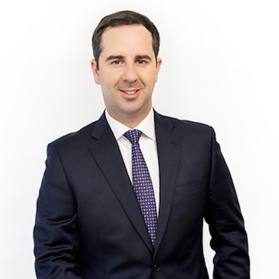 IMAGE: David Dunn has been named the new CEO of Slate Retail REIT. (Courtesy Slate)