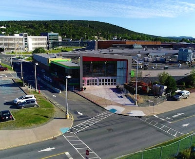 IMAGE: Crombie REIT is spending $112 million to renovate and expand the Avalon Mall in St. John's, N.L. (Courtesy Crombie)