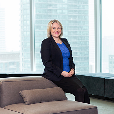 Synthia Kloot, Senior Vice President, Colliers International