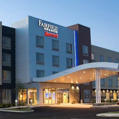 IMAGE: The Fairfield Inn & Suites by Marriott in Moncton, owned and operated by D. P. Murphy Group of Companies. (Courtesy D. P. Murphy)