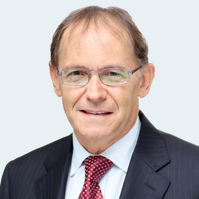 IMAGE: Stephen Sender, an investment banker with more than 30 years of experience, moderated the Real Estate Forums webinar. (Courtesy Centurion)