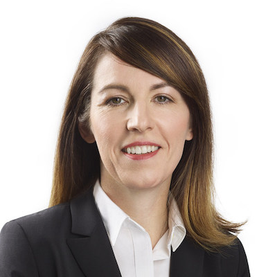 IMAGE: Heather C. Kirk has been named senior vice president and chief financial officer at Laval-based Selection Group. (Courtesy Cominar)