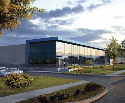 IMAGE: Summit Industrial Income REIT has sold its interest in the DC2 data centre in suburban Richmond Hill, just north of Toronto. (Courtesy Urbacon)