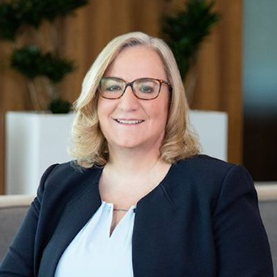 IMAGE: Jane Domenico, senior vice president and national lead of retail services for the real estate management services division of Colliers. (Courtesy Colliers)