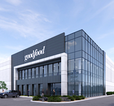 IMAGE: Online grocer Goodfood has signed a lease for its largest distribution centre, a 200,000 square foot facility in Mississauga. (Courtesy Goodfood)