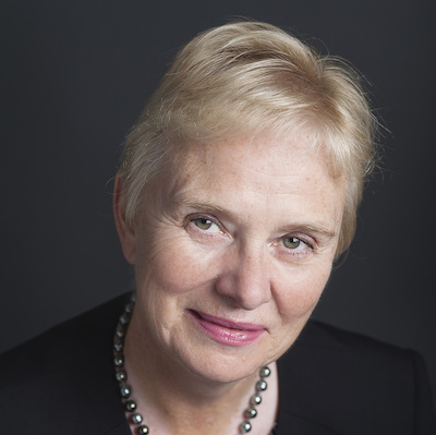 IMAGE: Ann Cairns, the executive vice chair of MasterCard. (Courtesy MasterCard)