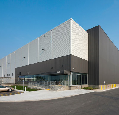 IMAGE: The Bell data centre in Winnipeg, which is being acquired by Equinix as part of a 13-site portfolio. (Courtesy Bell/BCE)