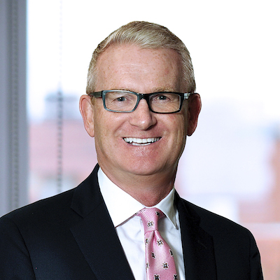 IMAGE: Colin Johnston, the president of research, valuation and advisory at Altus Group. A survey of Canadian executives has identified rising concern about future office leasing rates due to the impact of the COVID-19 pandemic. (Courtesy Altus Group)