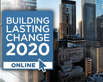 IMAGE: The CaGBC's Building Lasting Change 2020 conference has moved online, during September and October. (Courtesy CaGBC)