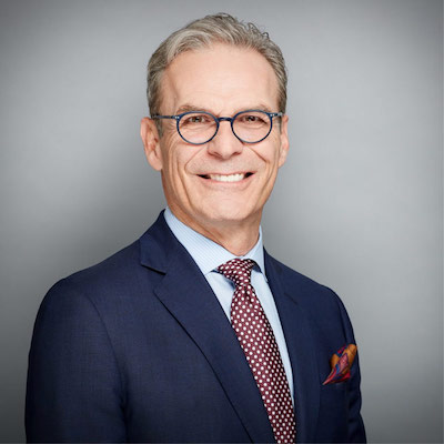 IMAGE: Paul Finkbeiner, global head of real estate for Great-West Lifeco. (Courtesy GWL Realty Advisors)